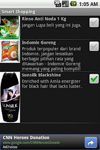 Smart Shopping screenshot 4