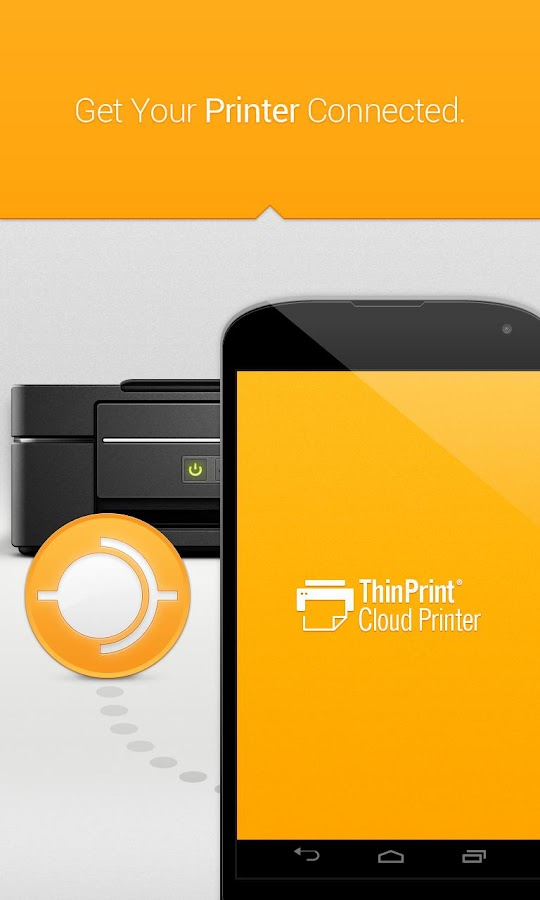 ThinPrint Cloud Printer - screenshot