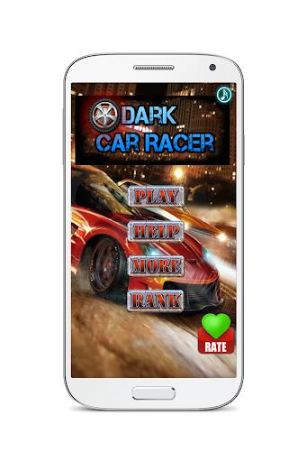 Dark Car Racer