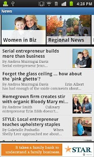 Indianapolis Business Journal - screenshot thumbnail