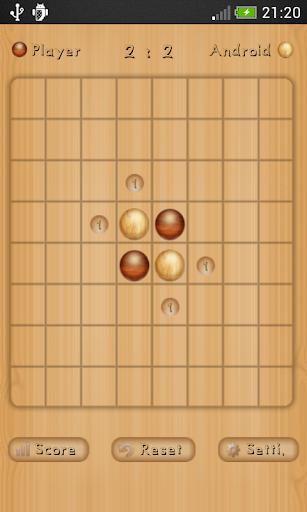Reversi - 黑白棋遊戲