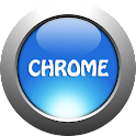 Chrome HD Apex Nova Holo Adw icon