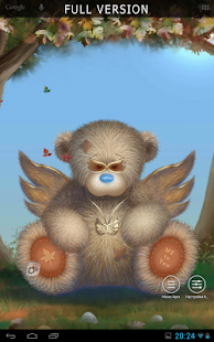 Halloween & Fall Teddy Lite- screenshot thumbnail