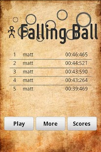 Falling Ball - screenshot thumbnail