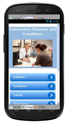 Concussion Disease Symptoms