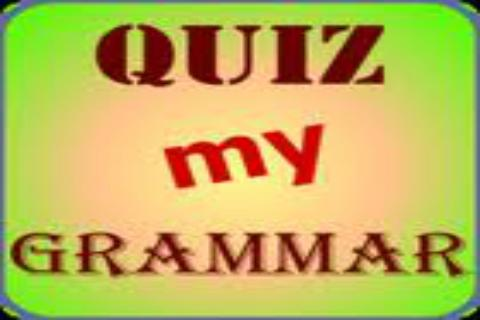 Grammar Quiz - screenshot