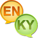 English Kyrgyz Dictionary icon