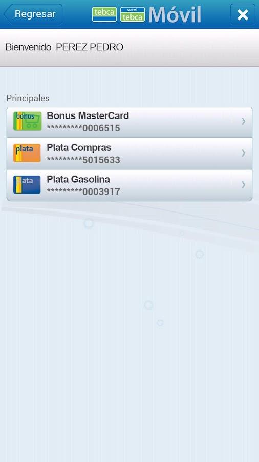 Acceso Móvil- screenshot