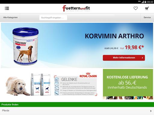 【免費購物App】fuetternundfit-APP點子
