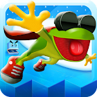 Frog on Ice (KIDS) icon