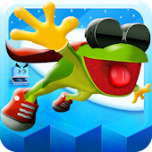 Frog on Ice (KIDS)