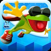 Frog on Ice (KIDS)