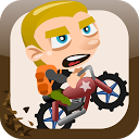 Bike Race Ninja - Clumsy Run mobile app icon