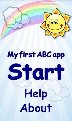 My First ABC App