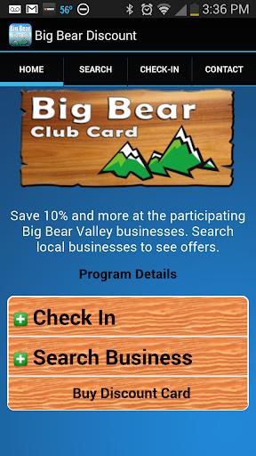Big Bear Discount