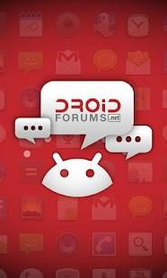 Droid Forums- screenshot thumbnail