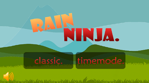 Rain Ninja