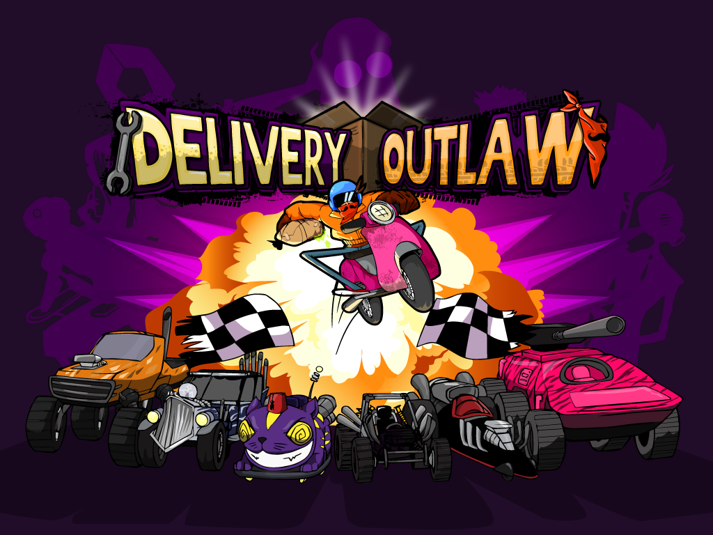 Delivery Outlaw - screenshot