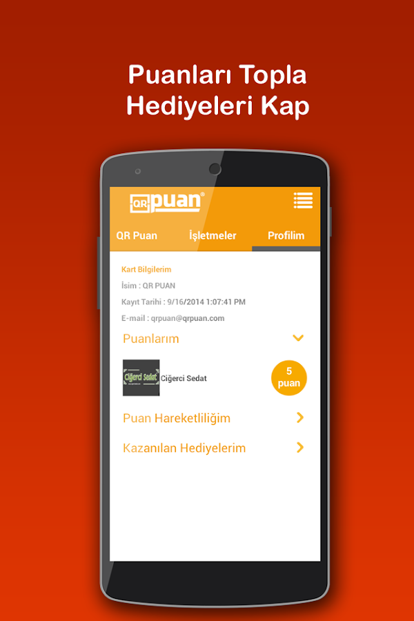 QRpuan- screenshot