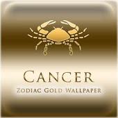 Cancer Zodiac Gold WP