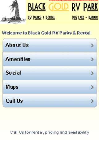 Black Gold RV Parks