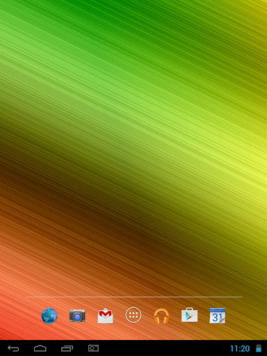【免費個人化App】Iridescent Wave Live Wallpaper-APP點子
