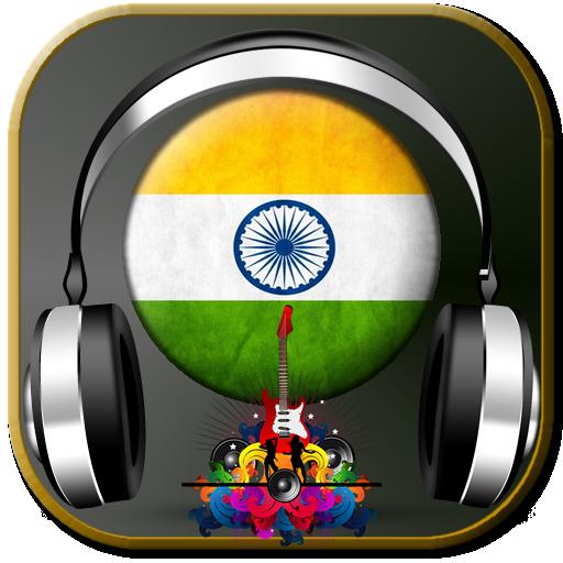 印度广播电台 媒體與影片 App LOGO-APP試玩