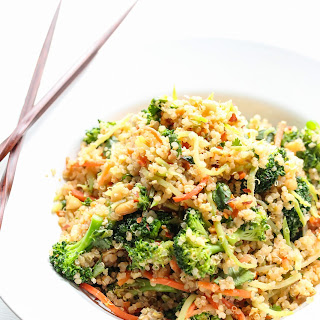 Thai Quinoa Salad.