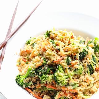 Thai Quinoa Salad.