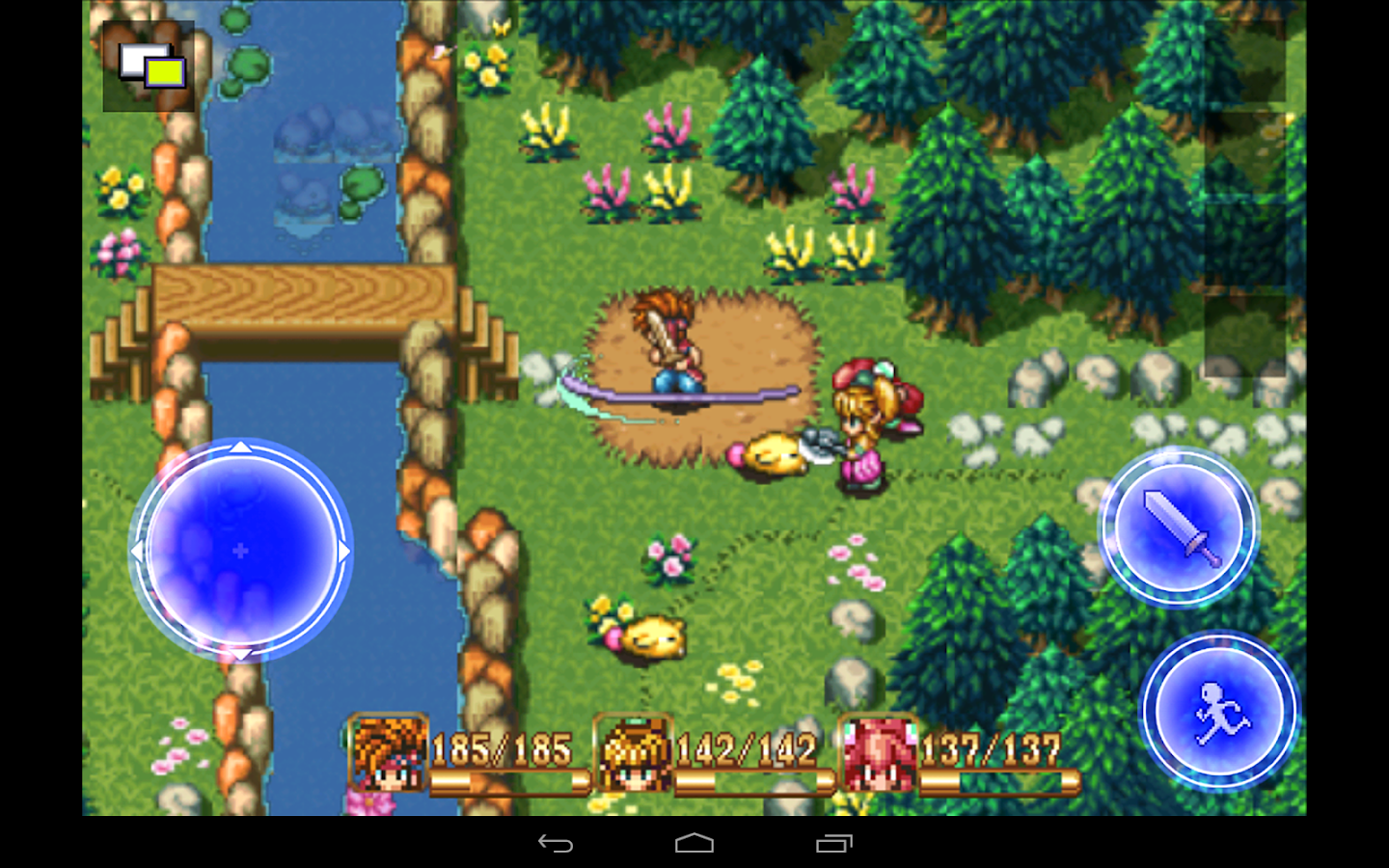 Nintendo Secret of Mana
