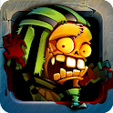 Terror Zombies: dead walking icon
