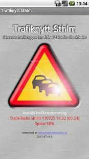 Trafiknytt Sthlm- screenshot thumbnail