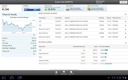 LifePointe Financial App