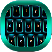 Keyboard Neon Color