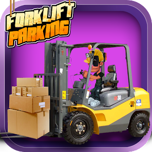 3D forklift parking Madness for PC and MAC