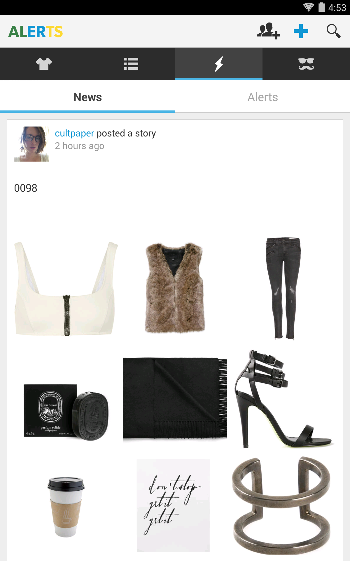 Wanelo Shopping screenshot #14