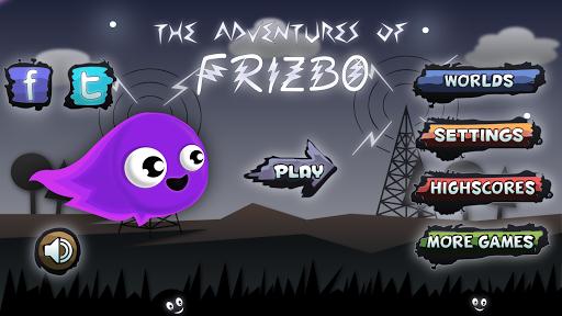 The Adventures of Frizbo