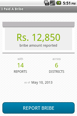 I Paid a Bribe- Nepal