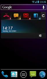 BlingBoard: Social Widget Screenshot 5