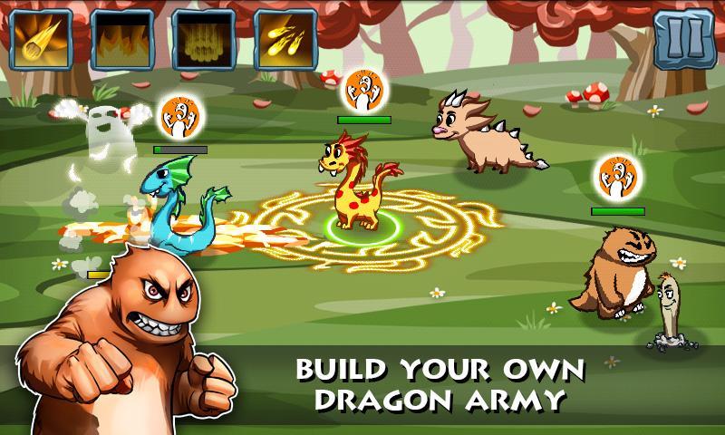 Pocket Dragons RPG - screenshot