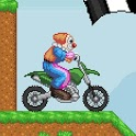 Clown Race 2 - Motorcross game icon