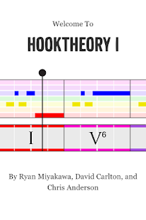 Hooktheory I- screenshot thumbnail