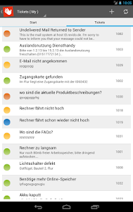 weclapp - Helpdesk - screenshot thumbnail