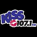 Kiss 107.1 icon