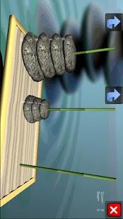 Hanoi Tower 3D Puzzle- screenshot thumbnail