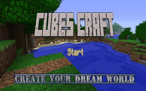 Cubes Craft HD