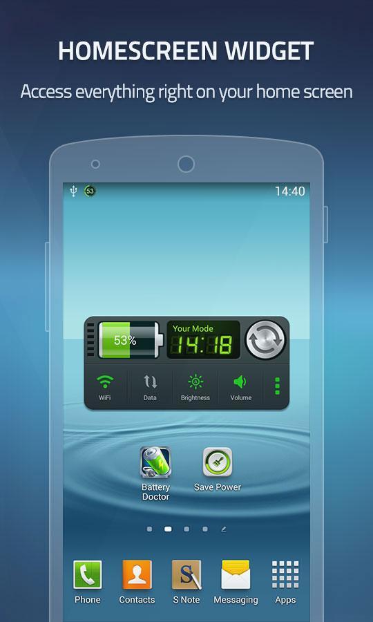 battery saving wallpaper android