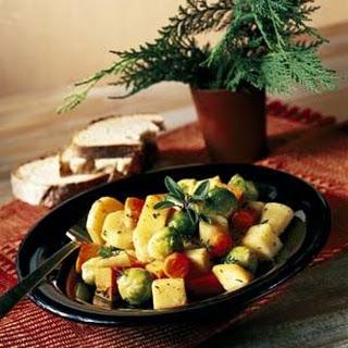 Pan-Roasted Winter Vegetables