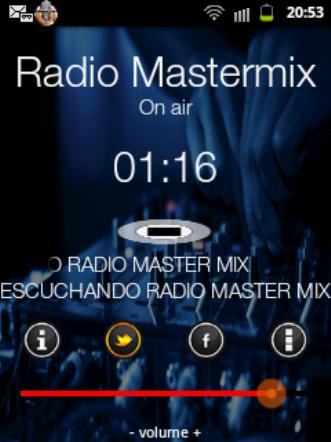 Radio Mastermix