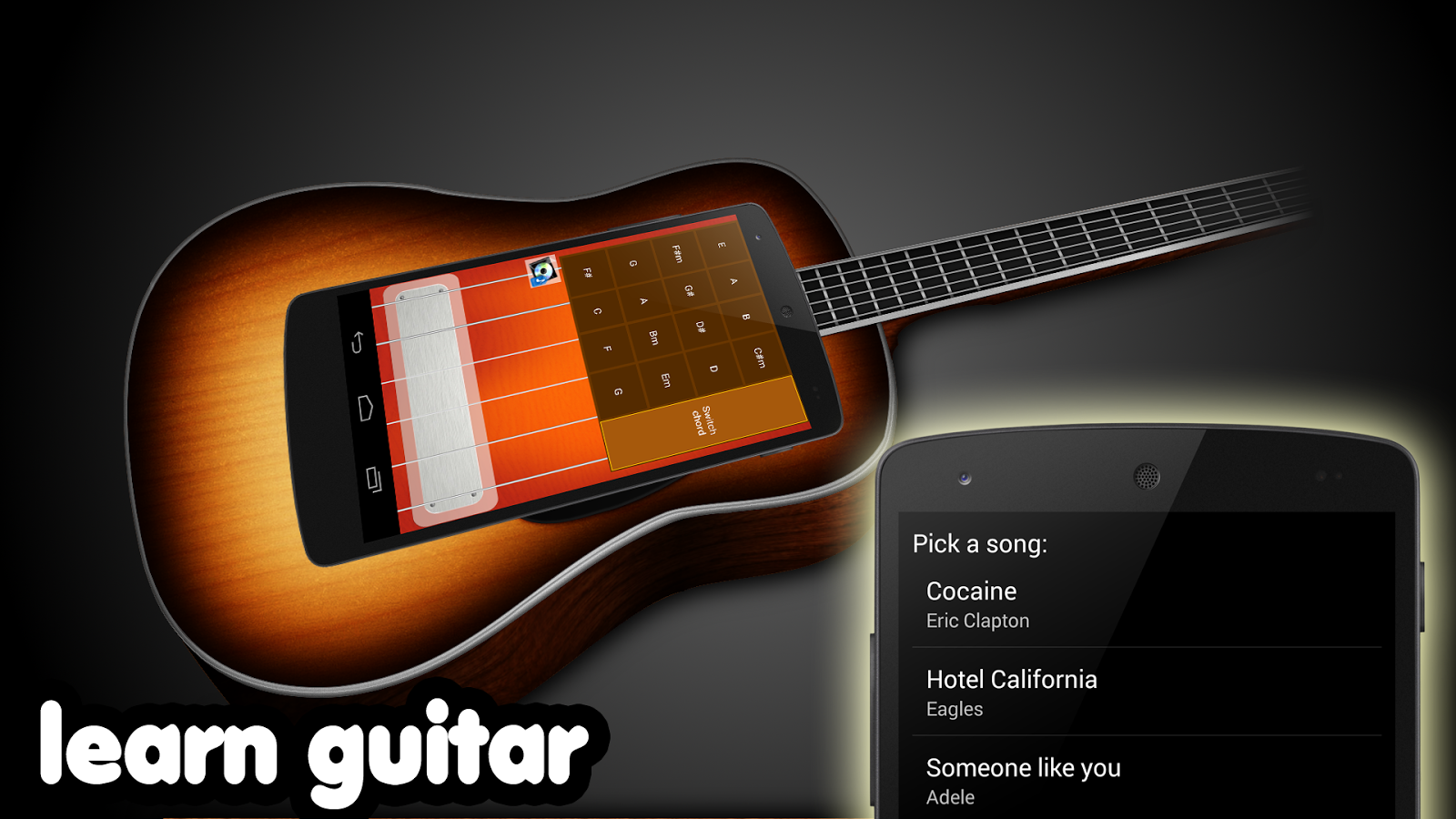Guitar- screenshot